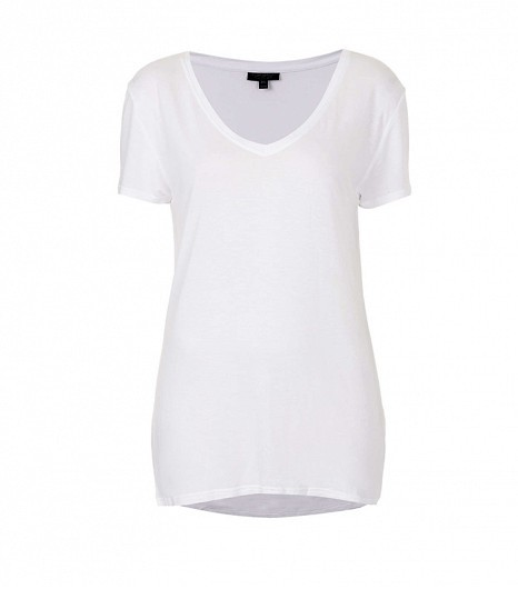 Must-Have 5  A Simple White Tee