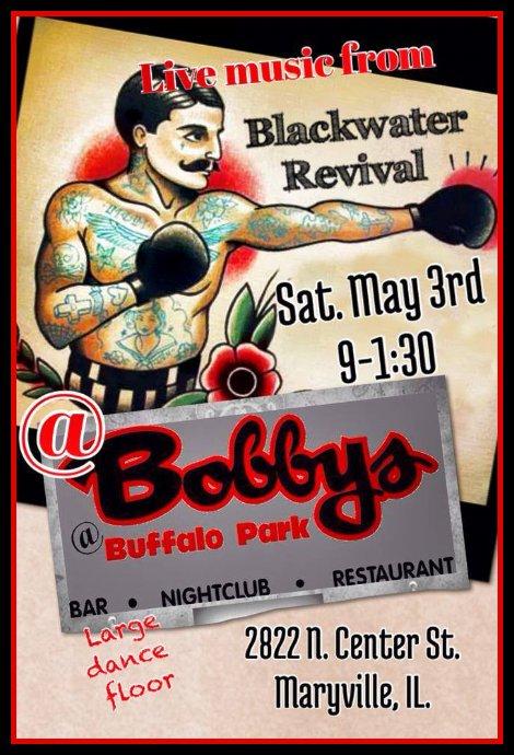 Blackwater Revival 5-3-14