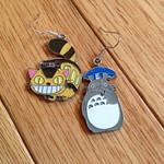 My Neighbour Totoro earrings