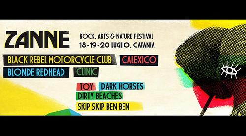 Seconda edizione di Zanne Festival$