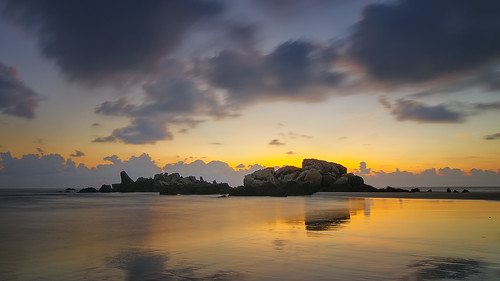 sunset seascape nature sunrise landscape kijal terengganu pantaipenunjuk hishammarmincom hishammarmin pentaxk5iis k5iis smcpda1224mmf4edalif pwpartlycloudy