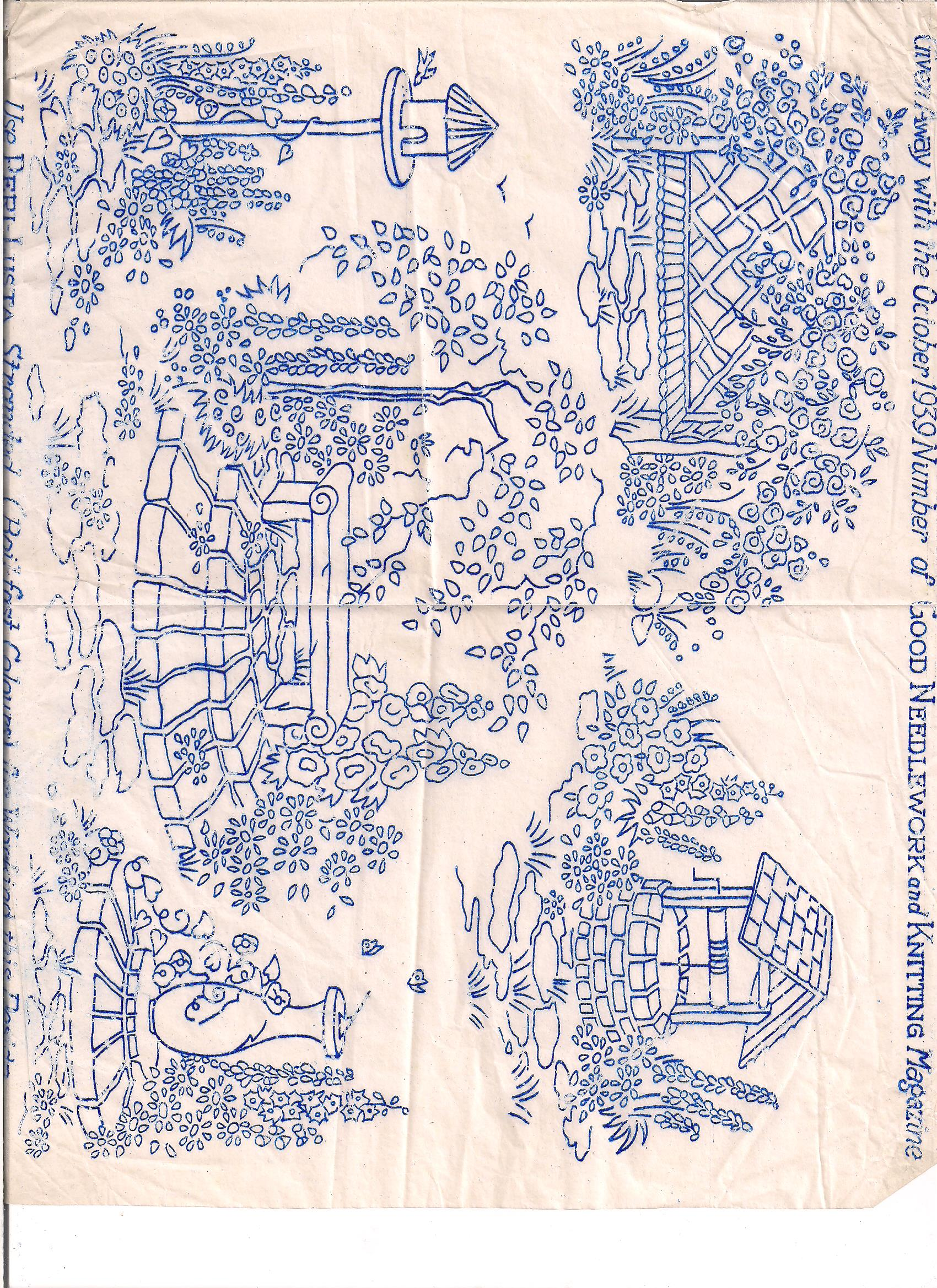 Good Needlework gardens 001