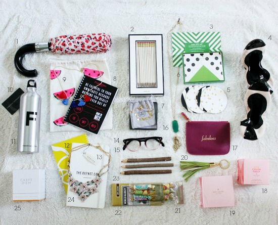 Hi Sugarplum | Swag Bag Giveaway