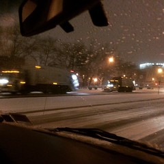 #Blizzard2015 plows working it