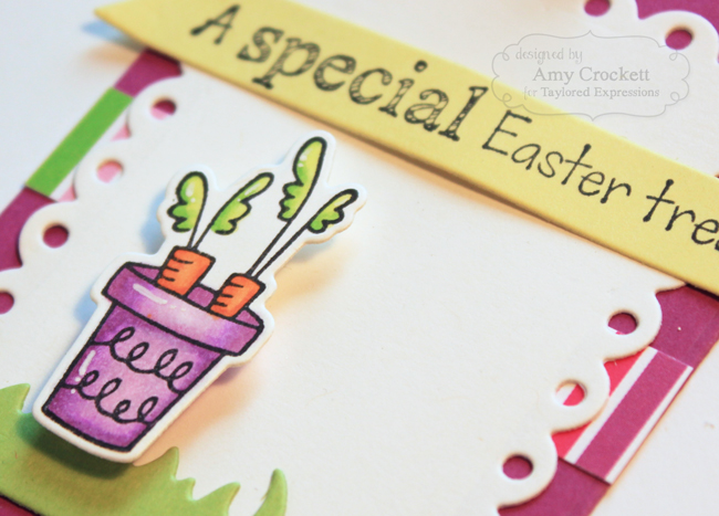 Scrapping Mommy: Easter Tags with Taylored Expressions