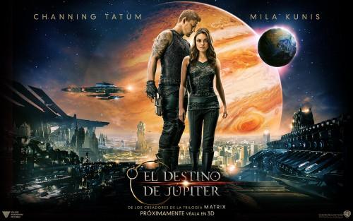 El destino de Júpiter. Jupiter Ascending