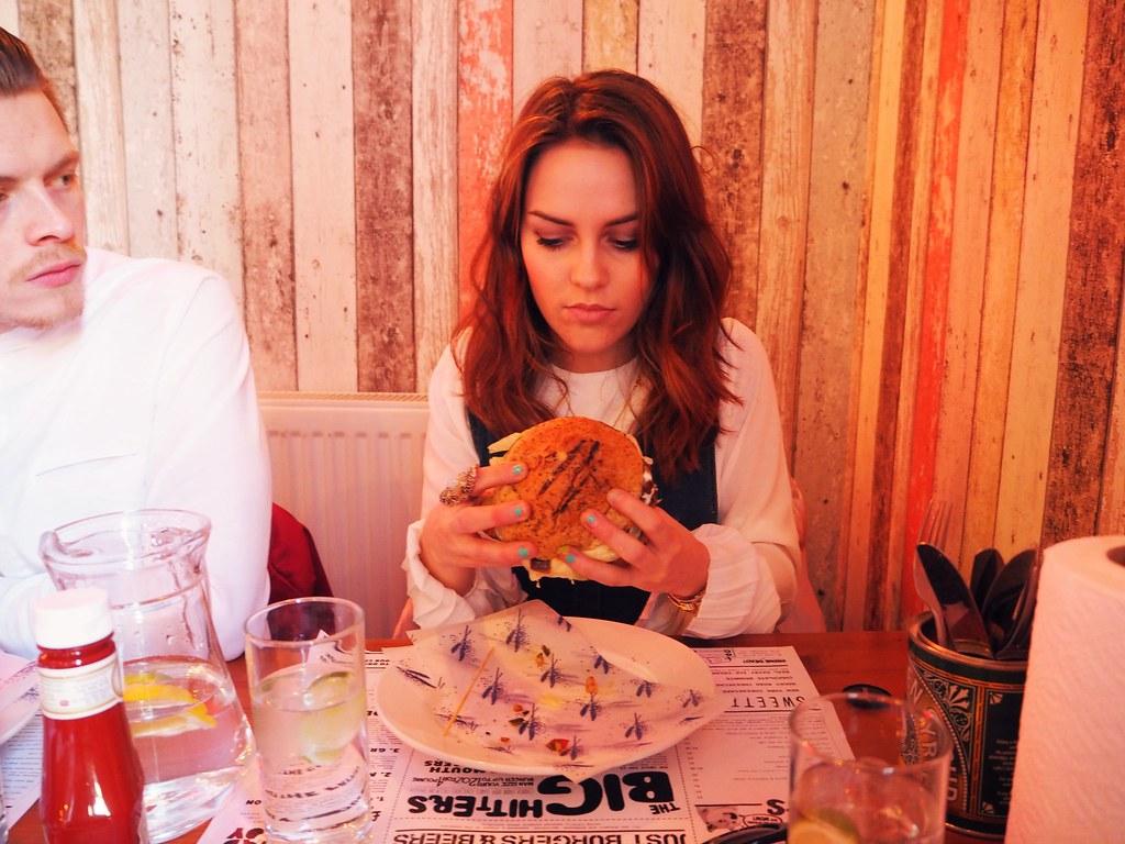 Just Burger and Beers Edinburgh review 5