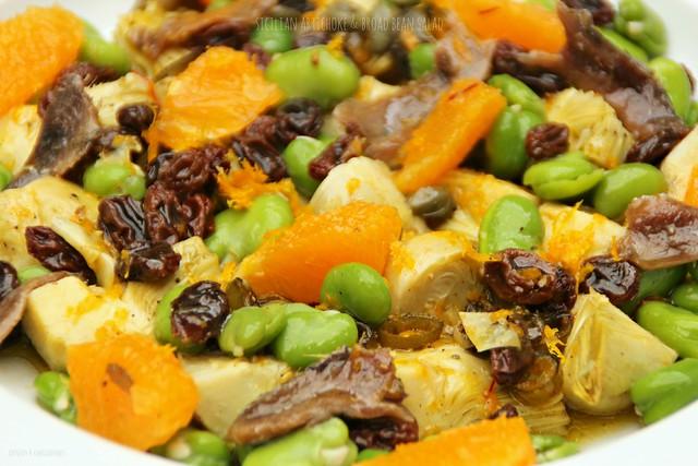 Sicilian Artichoke & Broad Bean Salad 2
