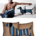 Decorative Cushions with Cats and Canines Photos from Naked Decor