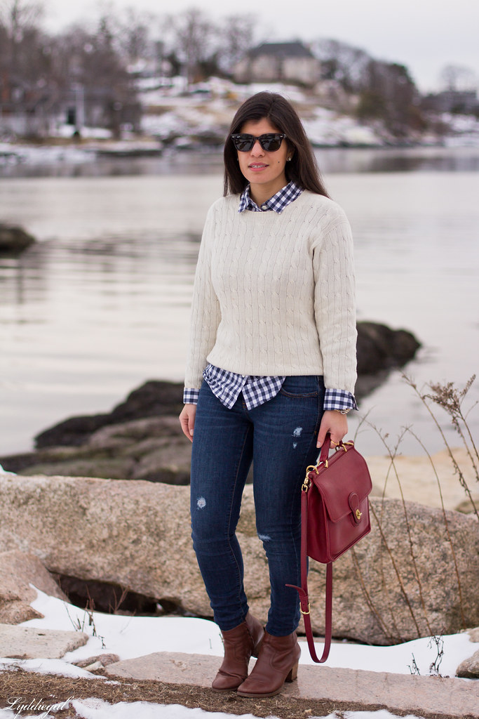 white sweater, gingham shirt, denim-1.jpg