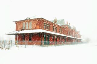 potter street depot