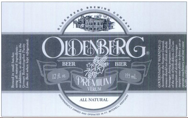 Oldenberg Label 01
