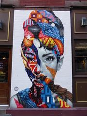 New York graffiti and street art