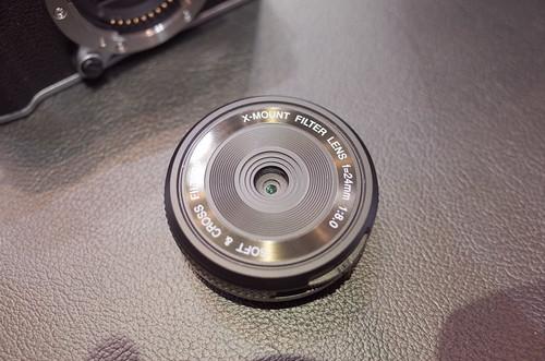filter lens XM-FL 02
