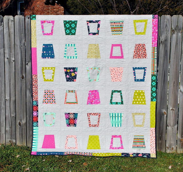 Glass Half Full II Quilt