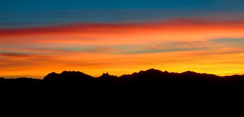 california unitedstates sunrises