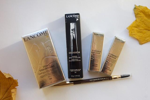 01 Lancome Cosmetics