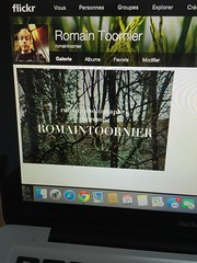 Got a problem with My last account.. So add me on My new book : ROMAINTOORNIER