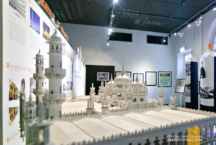 Kuala Lumpur City Gallery at KL's Merdeka Square