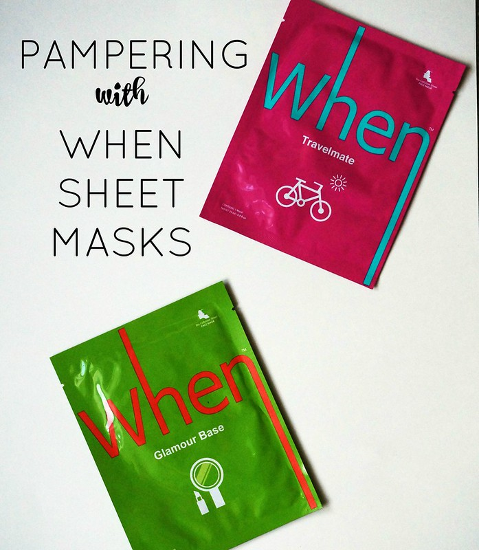 Pamper Skin When Sheet Mask 2