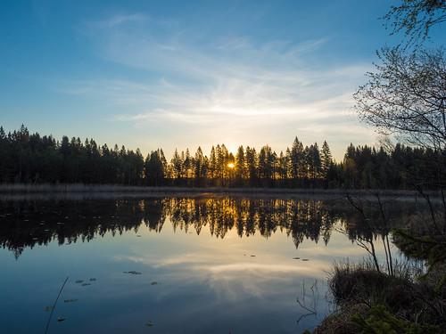 se sweden hiking uppsalalän knutby