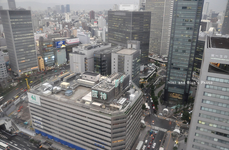 日本大阪住宿Hotel granvia osaka11
