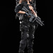 VERYCOOL TOYS VCF-2029 Black Female Shooter - 01