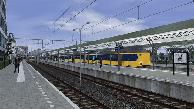 Train Simulator Leeuwarden ICMm