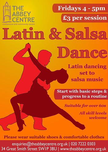 Latin-Salsa