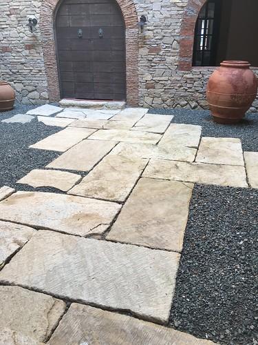 natural granite stone slabs