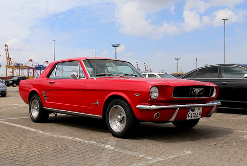 Ford Mustang 289, Bremerhaven