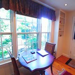 Dining and workspace