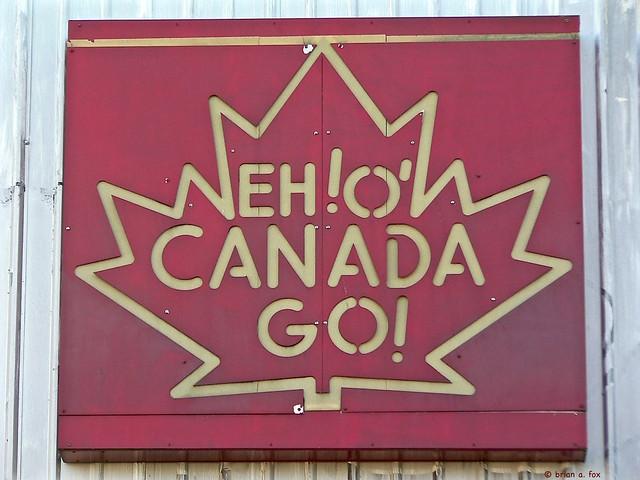 O Canada, Eh?, Panasonic DMC-FZ3