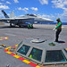 USS George Washington conducts flight operations. by Official U.S. Navy Imagery
