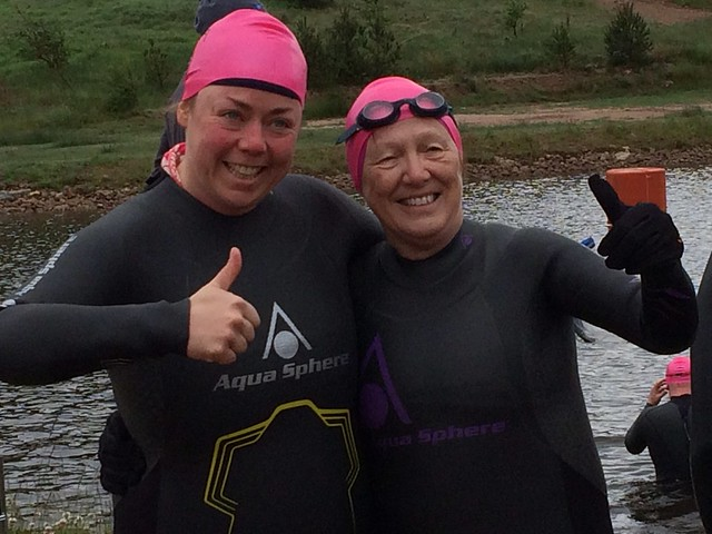 Come & Try Open Water - Knockburn Loch