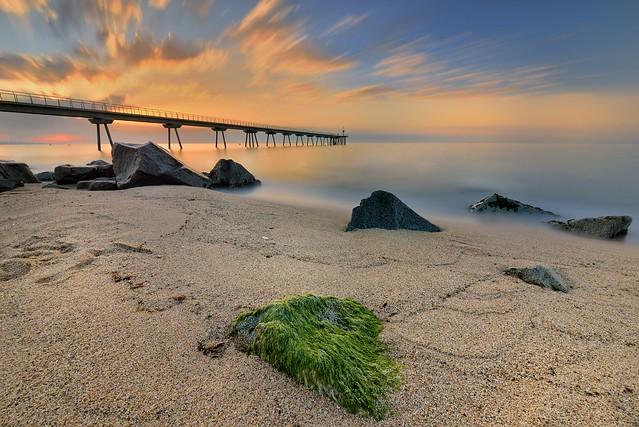 Pont del petroli.