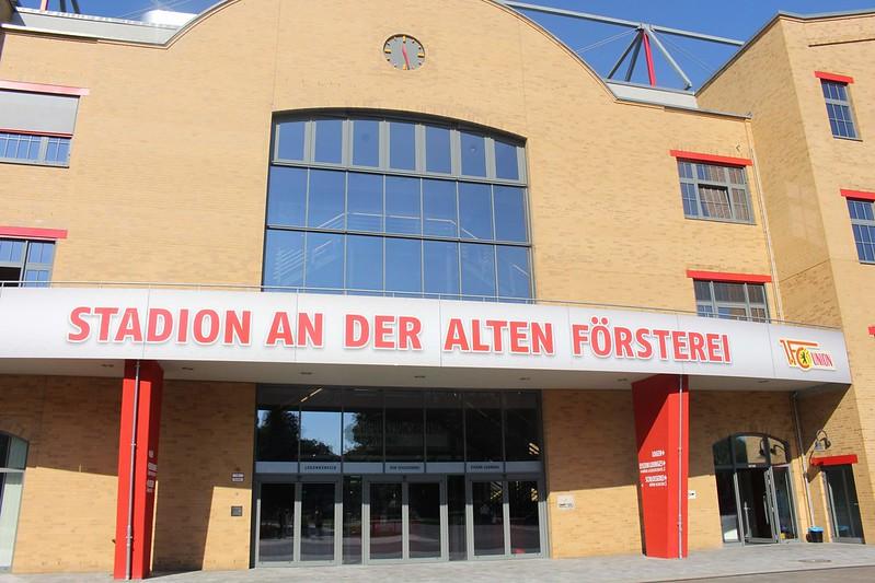 10. Tag (Fr. 24.06) - Stadionsführung an der Alten Försterei