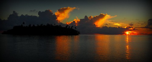 sunrise pacific solomons