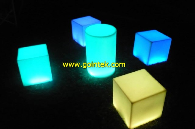 LED Cube Light Solar Light,Garden Cube LED Light | Flickr ...