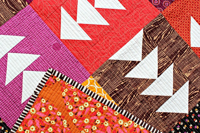 Fresh Mini Quilt Club | April 2013 (take two)