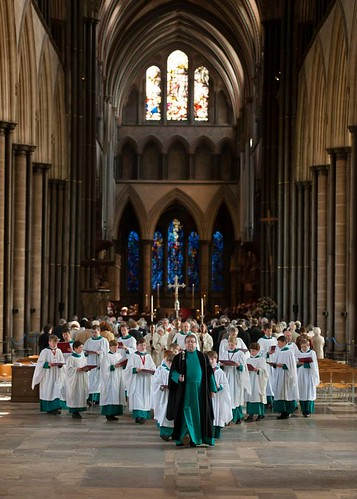 Cathedral choristers
