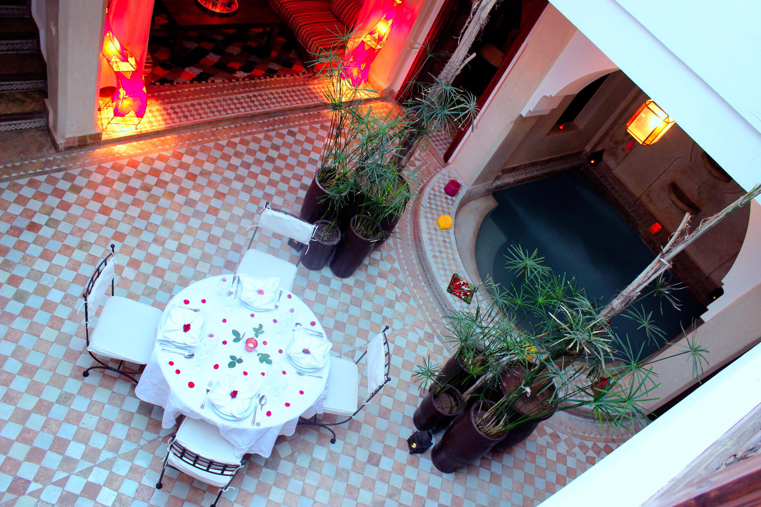 riad 107 medina Marrakech