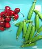 cherries&peas
