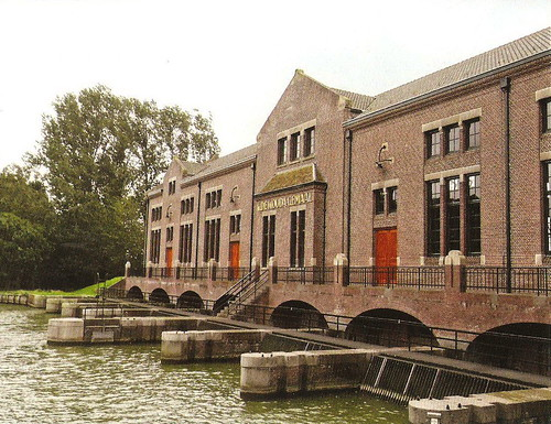 Ir.D.F. Woudagemaal (D.F. Wouda Steam Pumping Station)