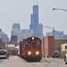 Chicago Terminal Railroad Street running by Mark LLanuza
