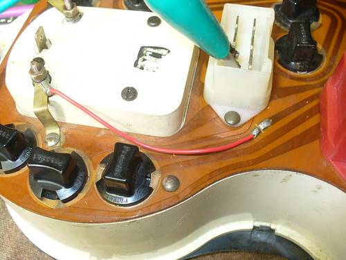1967 fiat 850 super coupe retro rides crane cams xr3000 electronic ignition and motorola regulator i made a special aluminum plate to hold them along the extra room for future upgrades