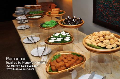Ramadhan inspired by Nenek's Kitchen at JW Marriott Kuala Lumpur 12