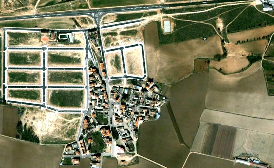 Azucaica, Toledo, Asuuuuucaica, antes, urbanismo, planeamiento, urbano, desastre, urbanístico, construcción