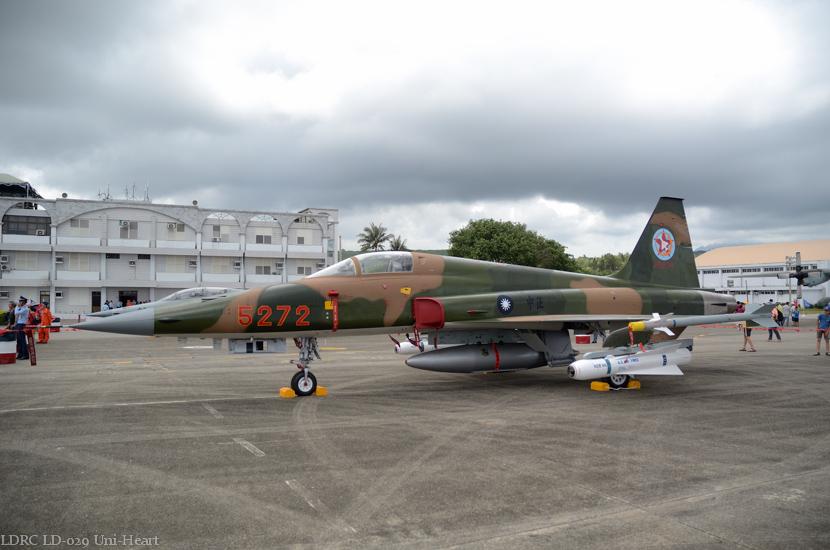 Northrop (AIDC) F-5E/F Tiger II 戰鬥機- 路總部Luke's Depository 2021