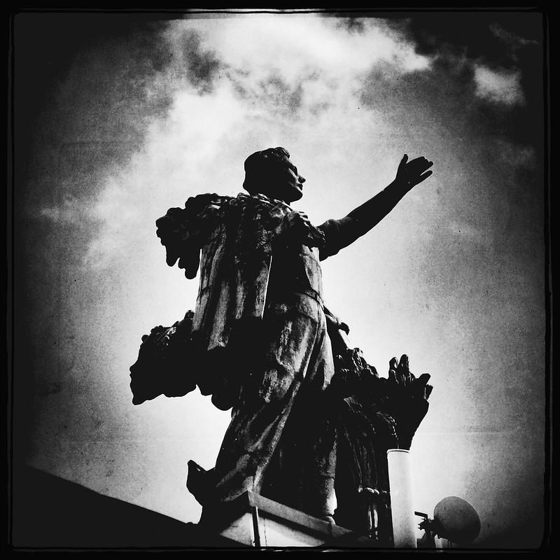 «К небесам взывая...»
